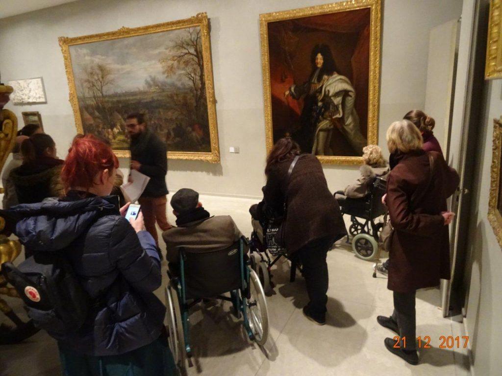 le parcours du musée de cambrai
